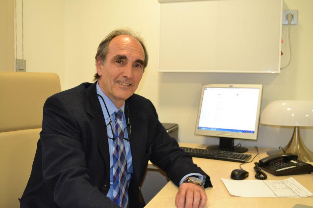 Dr. Ignacio Javier Calleja Kempin
