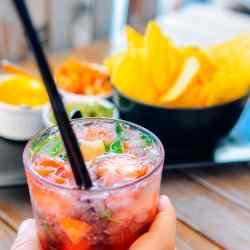 Obesidad y alcohol factores de riesgo de cáncer