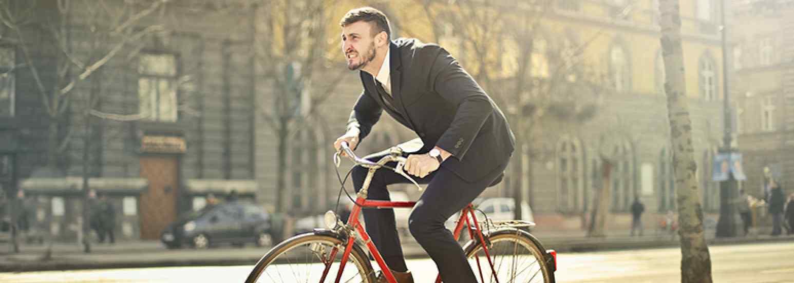 ir al trabajo en bicicleta reduce la mortalidad
