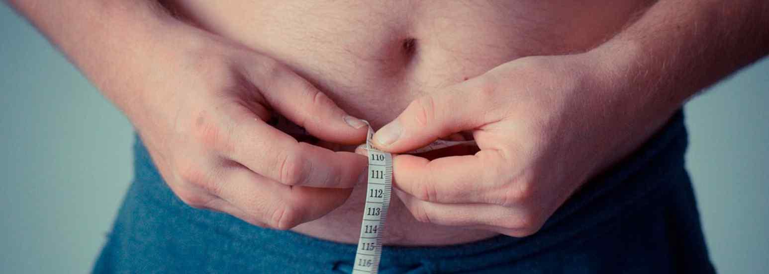 pérdida de peso después de la cirugía de hernia hiatal