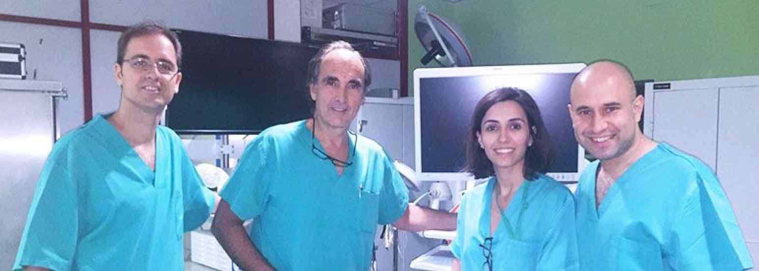 trayectoria profesional del servicio medico quirurgico de madrid