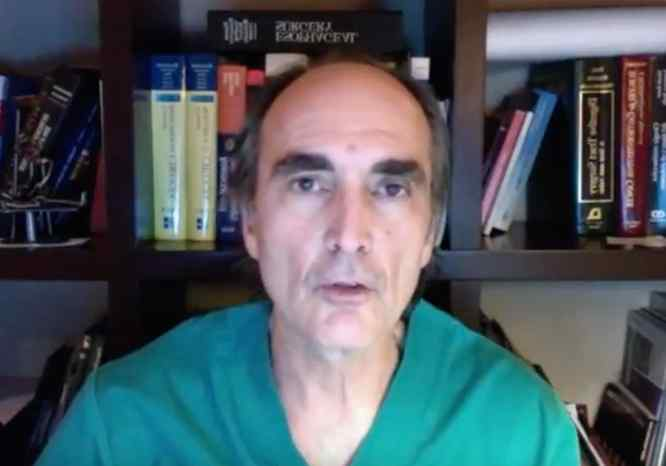 Dr Calleja Kempin, Hepatectomía habib laparoscópica